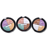 3Style 4 Colors Natural Concealer Foundation Base crema facial