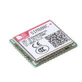 SIM800C Quad-band de banda dupla GSM GPRS Módulo de transceptor sem fio de dados SMS de voz