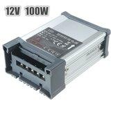 IP65 ac 100v-264v de conmutación adaptador eléctrico para el conductor de alimentación 100w 12v dc