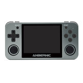 ANBERNIC RG350M 3.5 inch IPS Layar 64Bit DDR2 512M 16GB 3000+ Game Retro Handheld Video Game Konsol Pemain untuk PS1 GBA FC MD