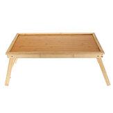 Деревянная настольная подставка для ноутбука, портативный складной стол, настольная подставка для ноутбука, поднос для ноутбука, кровать