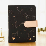 The Starry Night Planner Diary Scheduler School Study Notebook Journal Book Plan Journal Book