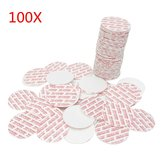 100Pcs 20 a 38mm Presione Sello Tapa Liner Foam Safety Tamper Seals for Tarro Lid Bottle