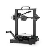 Creality 3D® CR-6 SE Tesviyesiz DIY 3D Yazıcı Kit 235 * 235 * 250mm Baskı Boyutu Fotoelektrik Filament Sensör Özgeçmiş Baskı, Modüler Nozul Tasarım / Carborundum Cam Baskı Platformu