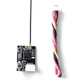 FS-RX2A Pro V1 2.4G Compatible Receptor para FS-I6 FS-I6X FS-I6S FS-TM8 FS-TM10 Transmisor FS-I10