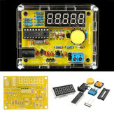Geekcreit® DIY Frequency Tester Crystal Counter Meter 1Hz-50MHz Dengan Housing Kit