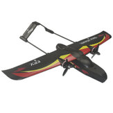 SKY HAWK-V2 940mm Wingspan EPP doble motor FPV RC avión avión KIT / PNP