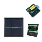 1W 4V 0.25A  Portable Solar Panel Power Battery Charger Charging Power Board