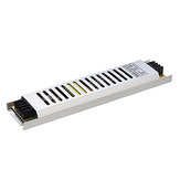 AC180-240V to DC12V 10A 120W Ultra-thin Lamp LED Box Switching Power Supply 226*53*18mm
