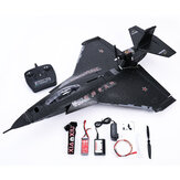 HLK-31 630mm Wingspan EPP Sea-Land-Air 3 in 1 plus RC Airplane RC Boat RC Car RTF Blu / Nero
