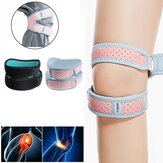 1 Pc Knee Support Adjustable Breathable Anti Bump Pain Relief Knee Wrap Sleeve Pad Leg Protector Outdoor Fitness Sport