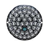 5pcs 48 * LED 850nm iluminador IR Placa de luz infravermelha Visão noturna para câmera de CFTV 12V DC