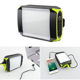 WILDERNESS 3 modes 700Lumen 30 LED Entrée / sortie USB Lampe de camping Accessoires de matériel de camping IPX4 Lanterne de travail de tente extérieure étanche