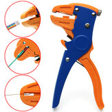 HS-700D 2 i 1 0,25 ~ 6mm² Automatiske ledninger for kabelbrikker Cutting Trimmer Crimping Tool