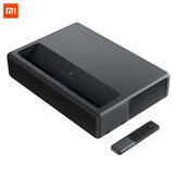 Xiaomi Mi Projektor laserowy 4K UHD 150in 16GB eMMC 5G WiFi Dolby DTS Android TV 9.0 ALPD 3.0 1300lm Laser Smart TV Global Version