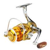 ZANLUREBE2000-50005.5:112+ 1BB Безцепотная полностью металлическая прядильная катушка Левая / правая рука Рыбалка Катушка