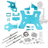 Dotbit BLV Ender-3 Pro DIY Upgraded Kit with XY Axis Belts Screws Aluminum Plate Linear Guide Slider for Ender 3 Pro 3D printer