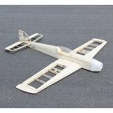 FS 25クラス30E 1000mm翼幅バルサ材RC飛行機RCレーシング飛行機固定キット