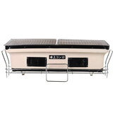 Japanese BBQ Grill Charcoal Portable Barbecue Grills for Indoor Outdoor Camping Picnic Tool Barbecue Stove