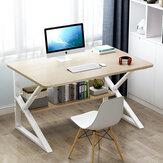 طاولة كتابة بسيطة مكتب كمبيوتر منزلي حديث بسيط للطلاب مكتب كتابة غرفة نوم مكتب تعلم للمنزل