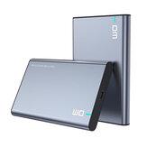 DM 2,5 '' SATA para USB 3.0 HDD Gabinete de disco rígido externo SSD Caso Disco rígido portátil Caso
