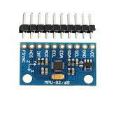 5Pcs MPU-9250 GY-9250 9 Eixos Sensor Módulo I2C Placa de comunicação SPI para