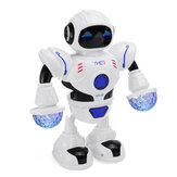 Astronaut Robot Toy Dancing Walking Knipperlichten Klinkende Kids Toy