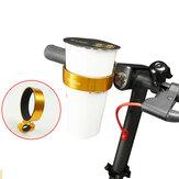 Getränkehalter mit 77 mm Durchmesser Universal-Flaschenhalter aus Aluminiumlegierung 72 g Leichter Getränkehalter für Rollstuhlwagen von Bike Walker