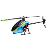 Eachine E160 6CH Brushless 3D6G System Flybarless RC Helicopter BNF Compatible with FUTABA' S-FHSS