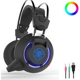808.910 PC835 50mm Driver Unit luce a led Gaming Headset Cuffie con microfono