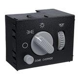 Far & Dome Işık Dimmer Anahtarı 15738843 Chevy GMC Sierra Silverado Yukon 1999-2002 Için