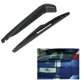 14 Inch Windscreen Rear Wiper Arm + Blade Kit for FORD FOCUS MK 2 HATCHBACK 04-13