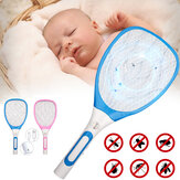 Electric Swatter Bug Fly Insect Mosquito Wasp Trap Killer Baby Bedroom Mosquito Insect Killing Device