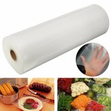 Big Size 28x1500cm Vacuum Sealing Roll Bag Storage Food Saver Kitchen Plastic Heat Seal Bags Freeze
