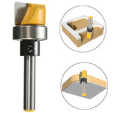 1/4 Inch Shank Hinge Mortise Template Router Bit Wood Working Milling Cutter