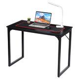 Douxlife®DL-OD03コンピュータデスク学生ライティング学習テーブルホームオフィス用品用ラップトップデスクゲームテーブル