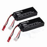 2 Pcs 7.4 V 1400 mAh Lipo Transmissor Bateria Para Hubsan X4 H501S H502S H109S H901A H906A Transmissor
