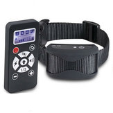 4 In 1 Pet Dog Training Collar Anti Bark Stop Collar 800 Remote Control Waterproof E Collar