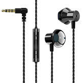 Bakeey 3.5mm AUX Jack Wired Headphones Headsets In-ear Earbuds HIFI Sports Earphone