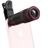 العالمي 14X زووم التركيز تليفوتوغرافي 4K عالي الوضوح الة تصوير عدسة تكبير تلسكوب صغير للخلية هاتف