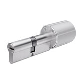 Vima Smart Lock Core Cylinder Intelligent Securtiy Door Lock Enkripsi 128-Bit dengan Kunci dari