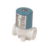 DC12V/24V Plastic Solenoid Valve Water Dispenser Solenoid Valve RO System Solenoid Valve