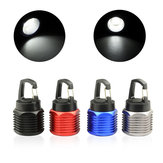 3W Mini COB Keychain Flashlight Camping Work Night Light Portable Emergency Pocket Lamp