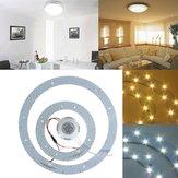 23W 5730 SMD LED doppio cerchio pannello del soffitto anulare lampada lampade bordo
