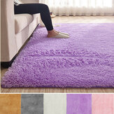 120x170cm Soft Fluffy Floor Rug Shag Shaggy Area Rug Bedroom Dining Room Carpet Yoga Mat Child Play Mat