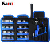 KAISI 126 in 1 Screwdriver Set Precision Screwdriver Tool Kit Magnetic Phillips Torx Bits for Phones Laptop Watch