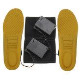 Elektrische verwarming Inlegzool Winter Shoe inlegzolen Verwarming Foot Warmer Pads Warming Set