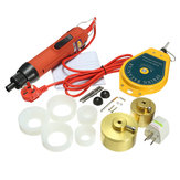 110V Hand-Held Electric Screw Capping Machine Manual Bottle Cap Locking