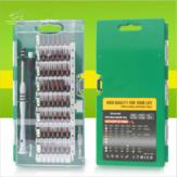 60-in-1-Schraubendreher-Satz Notebook-Handy-Reparatur Zerlegungswerkzeug