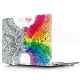 Bakeey resistente a riscos à prova de choque laptop protetor Caso para macbook pro 15 polegadas a1707